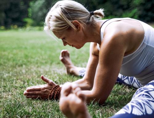Yoga met Sylvia
