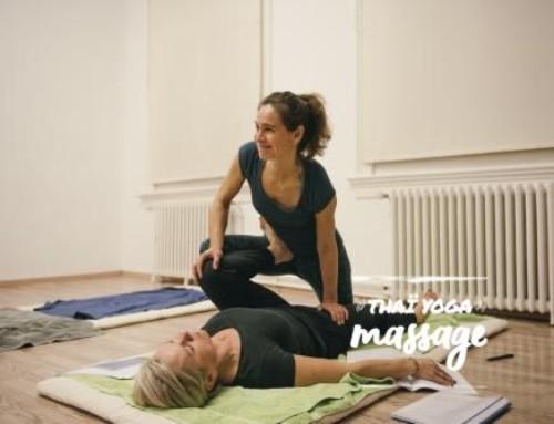 Yin Yoga meets Thaï massage