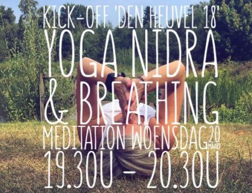 Yoga Nidra & Breathing Meditation