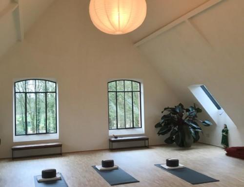 Nieuw🌿 Run Your Mind breidt uit en krijgt er een 2de Yogalocatie bij!